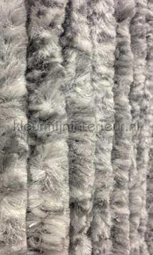 kattenstaart grijs wit gemeleerd vliegengordijnen KAT 4 - grijs wit gemeleerd Vliegengordijn Top 15