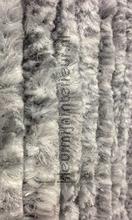 Kattenstaart grijs wit gemeleerd vliegengordijnen kattenstaart