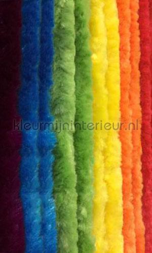 kattenstaart regenboog vliegengordijnen KAT14 - regenboog Vliegengordijn Top 15