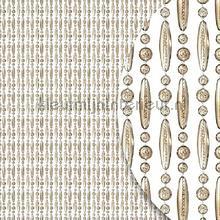 Transparant champagne verspringend tende per porte Kleurmijninterieur pvc lamel
