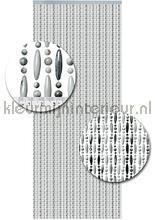 grijs gemeleerd verspringend vliegengordijnen kralen grijs gemeleerd verspringend Kleurmijninterieur