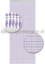 koral transparant paars recht cortinas antimoscas kralen paars recht miçangas