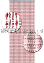 koral transparant rose verspringend vliegengordijnen kralen rose transparant verspringend Kleurmijninterieur