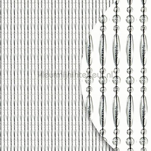 Koral transparant zwarte draad recht cortinas antimoscas Kralen transparant zwarte draad recht miçangas Kleurmijninterieur