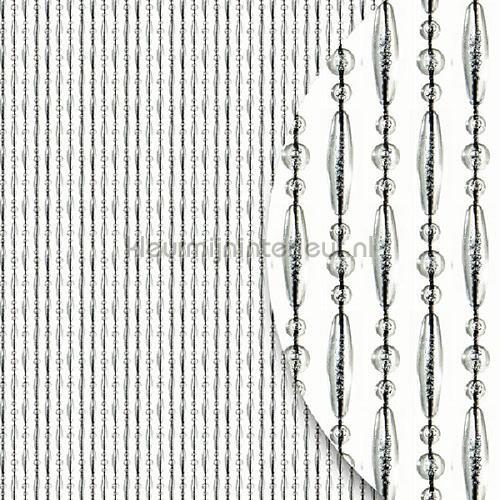 Koral transparant zwarte draad verspringend cortinas antimoscas Kralen transparant zwarte draad verspringend miçangas Kleurmijninterieur