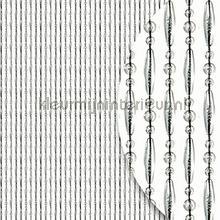Koral transparant zwarte draad verspringend tende per porte Kleurmijninterieur pvc lamel