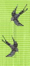 Zwaluwen vliegengordijnen Vliegengordijnexpert kunststof huls dessins